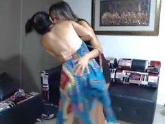 lésbicas de webcam