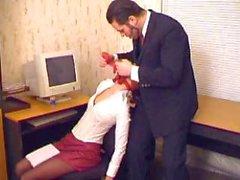 Fundador Cloroformo y de Violación ella Secretario en el Gabinete