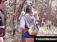 TeensInTheWoods Marsha Kanske bdag slaveriet