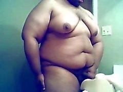 Black chubby gay