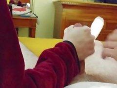 2 fille branlette et Dick Slapping - No Cum