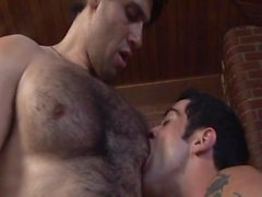 hairy motherfuckers 3 - Scene 4