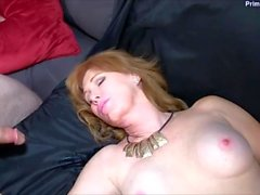 Freya's step Son is Addicted to her Pussy