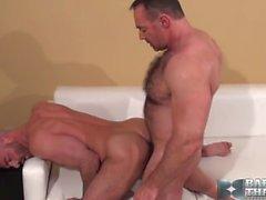 Adam ruso y Brad Kalvo