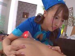Angel Mikami Yua POV (SSNI-077)