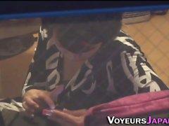 Japanska lesbo fingrar
