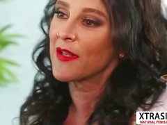 Natural tits Aunt Lexi Ambrose Seduces Good Tender Stepson