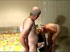 Mature couple homemade fuck