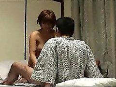 Busty And söpö japanilainen tyttö