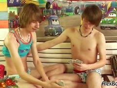 AlexBoys Austin e Finn natale IN VENDITA