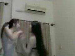 3 Вьетнамская Teens Вебкамера Посмотреть