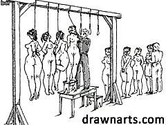 Bor is gespecialiseerd in de uitvoering kunst met een aanzienlijk aantal opknoping tekeningen
