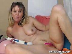 Webcam Visualizza Bionda Camgirl Con Sex Toys