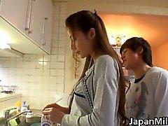 Anri Suzuki Japon güzellik kafa verir