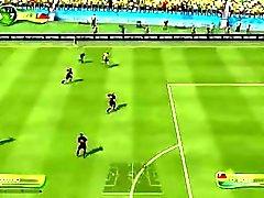 Per i giovani brasiliani ottenere devastato da della squadra di calcio tedesco