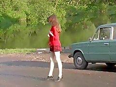 Adolescente que russa Svetlana Belochkina , por Blondelover .