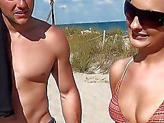 Amateur adolescenza pulcini di di spiaggia offerte Big Money per il sesso
