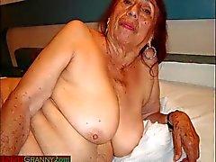 Horny Мексика Grannies и ее удивительной корпус