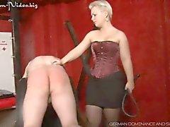 Lady Susan vie hänet orja todella kovaa ( Outtake )