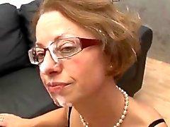 FMLI con gafas de se la follan duro