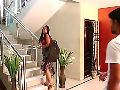 Desi Indian Lover Rdc Comes maison à de sexe Mm