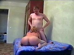 prostituee neemt haar cliënt
