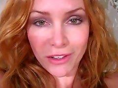 Heather Vandeven JOI sperma 7 volte con i Conta alla rovescia