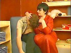 La maman Russie le 27