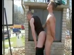 czech boys hidden outdoors fuck
