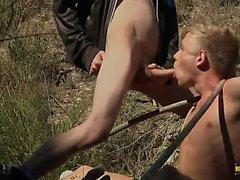 Датский Boy - Крис Янсен (Орхус - Дания) гей секс 39