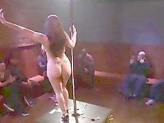 erotischen Tanz