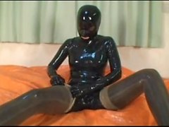 Japan latex breathplay