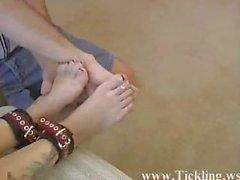 Dita Tickled