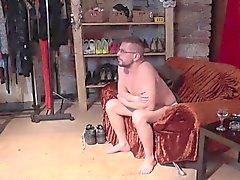 De fundición inversa - madurita prueba habilidades lamedura de un chico