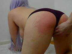 Busty Anime Tyttö Cosplay Roolipeli Doggystyle Ass Cumshot POV