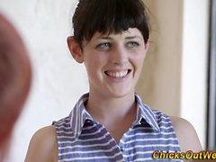 Lesbische australische Gruppe