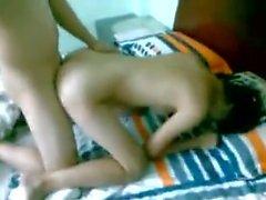 insegnante di scuola Quang di Ngai prendisole sporgenza scopata la moglie