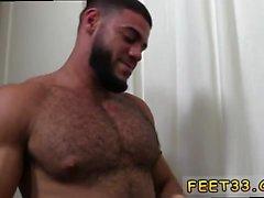 Мужские бондажа ноги геем в первый раз Билли и Рикки На ' Бразерс и Кому