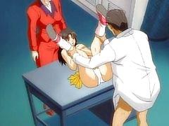 Für Anime Nymphomanin Luder im spannende Action