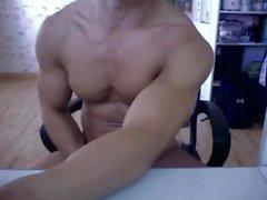 Koreanska Muscle Cam