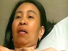 Filipina Горячая Жена Джина Джоунс встретился Ричарда