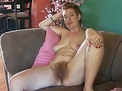 Busty modell häck kön