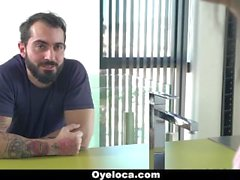 OyeLoca - Latinan Cleaner Puhdistaa House And Cock !