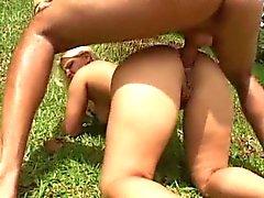 Ana Gaucha Big Booty Brezilyalı