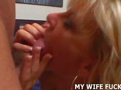 Ваша жена более чем готова трахнуть незнакомца