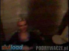 Strange polska Porn Scene