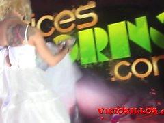 Nora Barcelona och Ratpenat bröllop i SEB av viciosillos