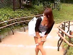 Stealing Pussy Hairs of Street Walking Girls..1
