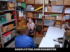 ShopLyfter - Ladendiebstahl entspricht mit Sicherheitsbeauftragten