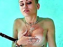 Miley Cyrus Disrobed!